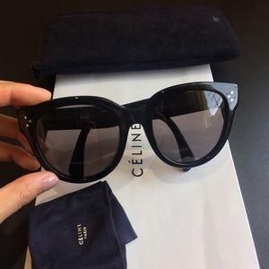 77e61df567d4 Celine Accessories - Céline 41755 Audrey sunglasses